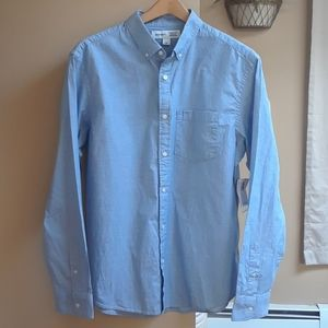 Old Navy Size L  Built -  in Flex Everyday Shirt
